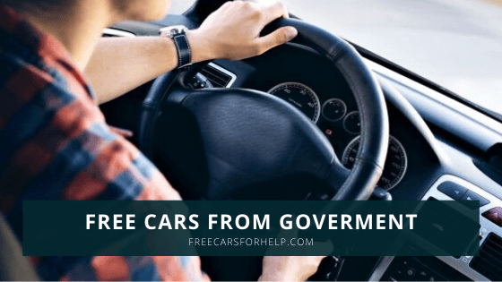 Free Cars from Government