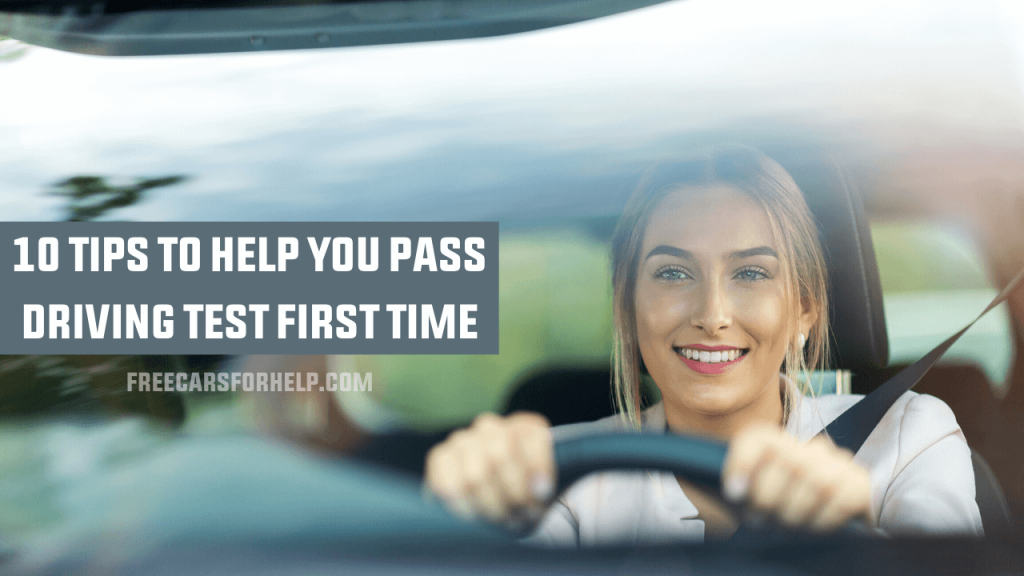 Tips To Help You Pass Driving Test