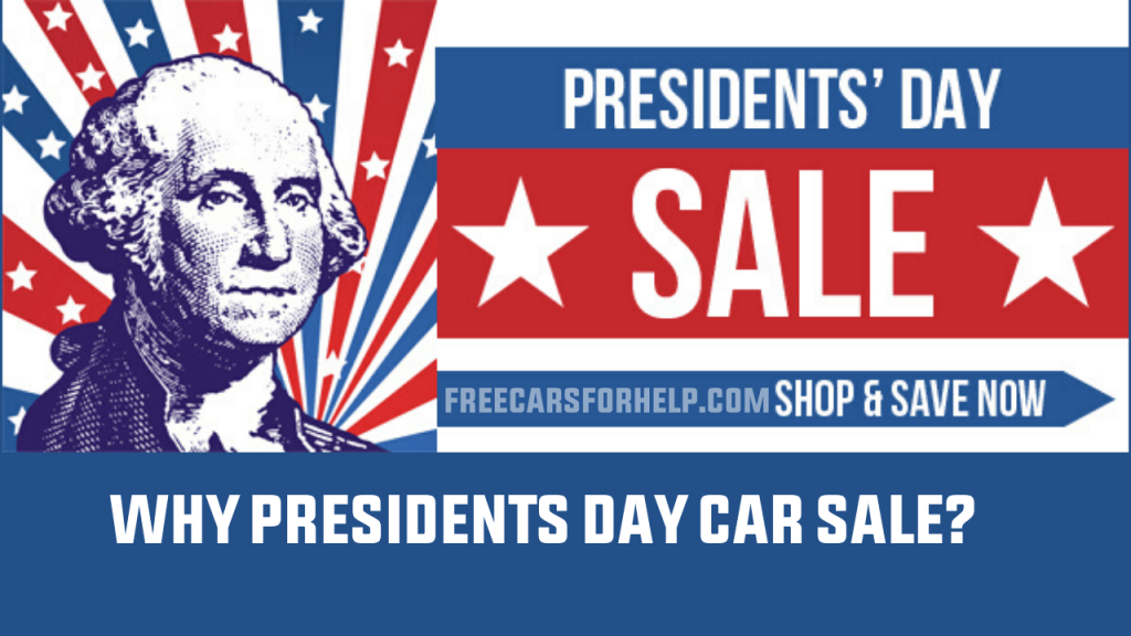 President's day car Sale